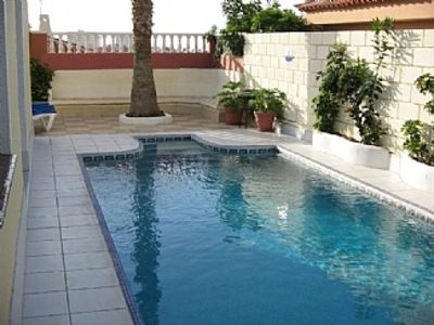 Photo for Villa with Private Heated Pool near Amenities, Peaceful Relaxing Location
