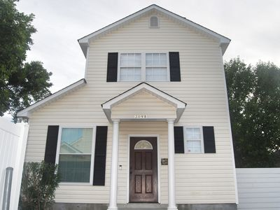 Photo for NEW TO RENTAL!!!! 3 BEDROOM 2 1/2 BATH 3 BLOCKS FROM THE BEACH.
