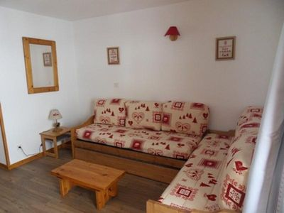 Photo for Apartment Belle Plagne, 1 bedroom, 5 persons