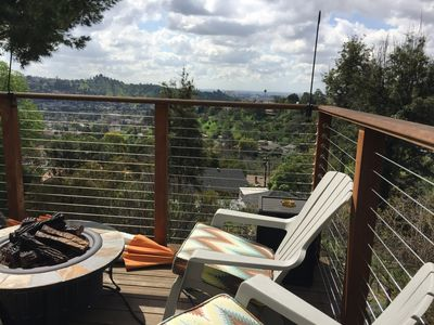 Photo for Views, Comfort, Deck, Outdoor Dining, and Location!