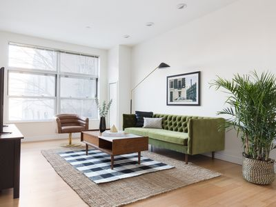 Photo for Serene 2BR in South End by Sonder