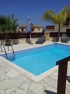 Photo for Stone Built Villa in Rural Setting, Private Pool and Stunning Mountain views