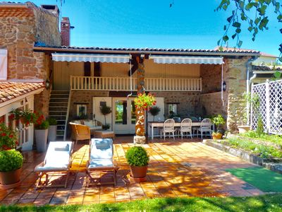 Photo for Maison Marguerite at Le mouy vieux sleeps 2-5