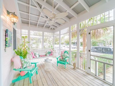 Photo for Paradise30A~Breakers~Seaside, 4 Bikes Included, Heated Community Pool!