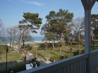 Photo for Ferienwohnung Villa Strandblick 05 in Ostseebad Binz, Rügen - Beach view 05