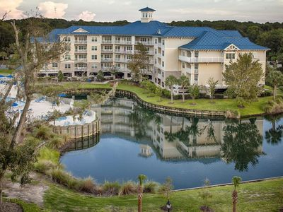 Photo for Blue Water Resort by Spinnaker One Bedroom Condo Rental