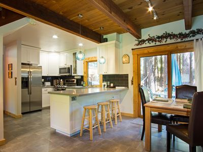 Photo for Walk To Lake Tahoe And Private Beach/Pier, Newly Remodeled Kitchen!