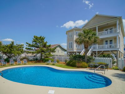Photo for FREE LINENS! ALL-INCLUSIVE RATES! 1906 S Waccamaw: 2nd Row/Private Pool/Elevator