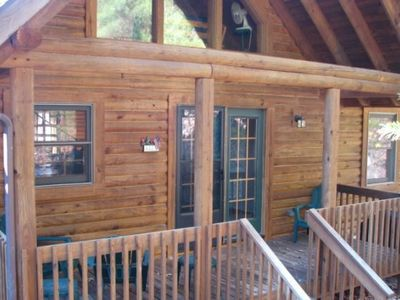 Photo for 3BR Cabin Vacation Rental in Lake Lure, North Carolina
