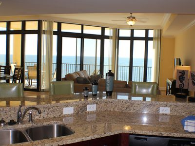 Photo for Reduced Direct Beachfront Special June 5th-8th $399/Ni -Lazy River-Waterslide