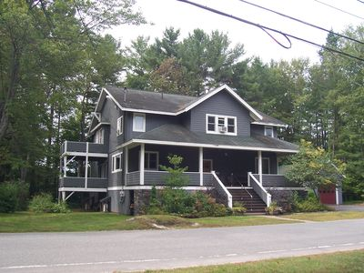Photo for Arts & Crafts Classic: 6 Bedrooms, Sleeps 16, AC, In Town, Pets, Pool Access!