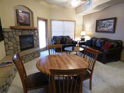 Win, Place or Snow - Gamblers and Skiers this 3 bedroom Condo is Named for You!