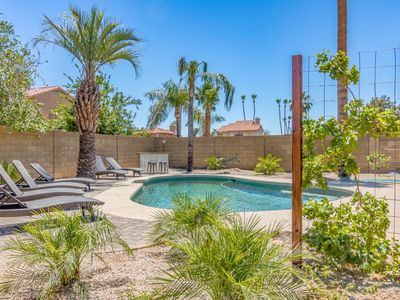 Photo for G-Scottsdale's Nicest Sleep 24 Estate ❤️ Heated Pool-Spa-Fire-Volleyball-BY Events-Golf-Dining-Shops