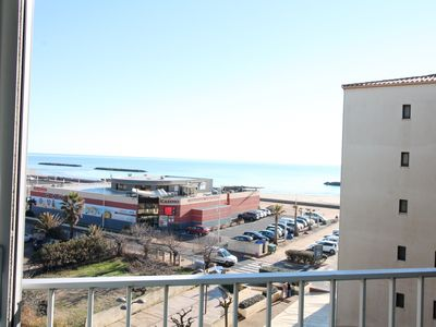 Photo for Apartment ideal for 4/6 people, sea view. Clévacances label. Ref. 2899