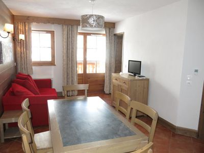 Photo for Apartment Résidence Le Grand Lodge (CHL100) in Châtel - 4 persons, 1 bedrooms