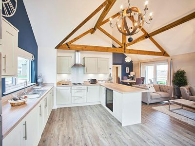 Photo for 2BR House Vacation Rental in Beadnell, near Seahouses