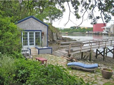 Photo for Beautiful Waterfront Home With Dock  in S Eliot, 5 minutes to Portsmouth center