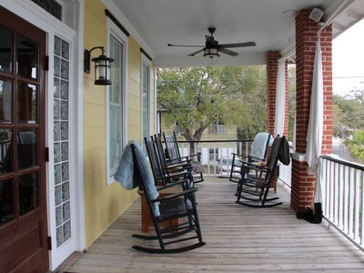 Photo for Historical Bed and Breakfast on South End of Tybee Island