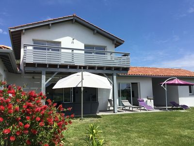 Photo for bright house near beaches, located between Saint Jean de Luz, Biarritz, Bidart