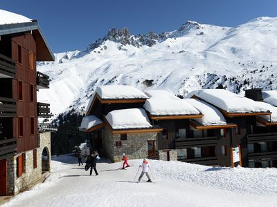Photo for Well-furnished apartment in Méribel-Mottaret at 1800m.