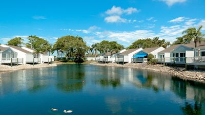 Photo for Spoonbill - Great 2/2 Villa in Perico Bay Club - only 1.5 miles to the beach!