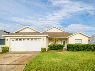 Dog-friendly family villa w/ pool, covered patio, & yard - snowbirds welcome!