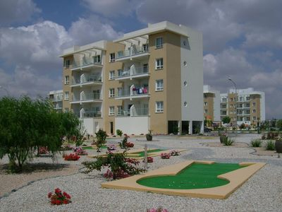 Photo for 2 bedroom apt  5* Caesar Resort, Long Beach, Famagusta Bay, Northern Cyprus