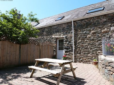 Photo for Exposed oak beams, stone walls and a log burner, this is the perfect country hideaway. Located on th
