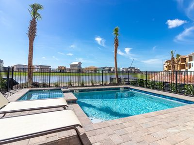Photo for Margaritaville Resort Orlando - 3 bedroom/3 bath cottage - 7996 Shaker Street-Two Scotches to Tokyo