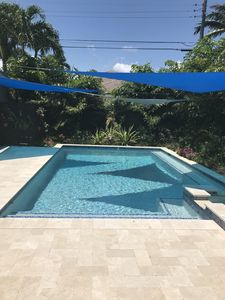 Guest House w/Heated Salt Water Pool and Spa.  Walking distance to entertainment