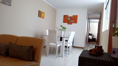 Photo for Modern and Comfortable Apartment Eight minutes from the Historic Center