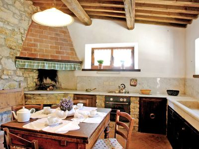 Photo for Vacation home Le Querciolaie in Castagneto Carducci - 7 persons, 3 bedrooms