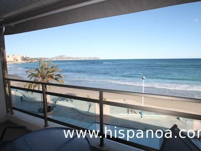 Photo for Apartment in Calpe on the seafront on the Costa Blanca