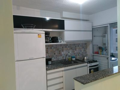 Photo for Apt 2 beds in Interlagos. Rent JA! Your home away from home!