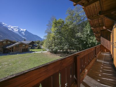 Photo for Chalet du Golf 618, Chamonix, France
