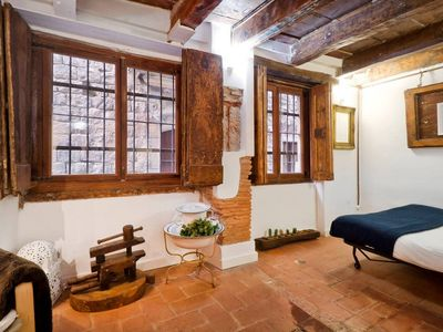 Photo for 1BR Apartment Vacation Rental in Barcelona, Connecticut
