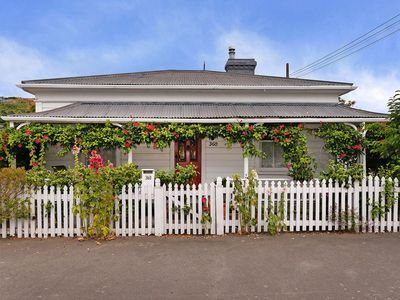 Photo for Red Door Retreat - Nelson Holiday Home