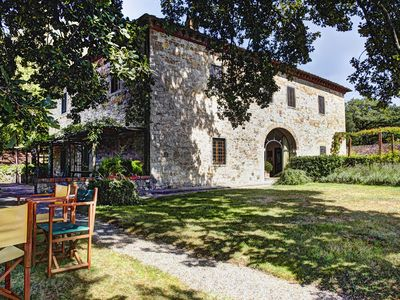Photo for Villa With Private Pool In The Heart Of The Chianti Region