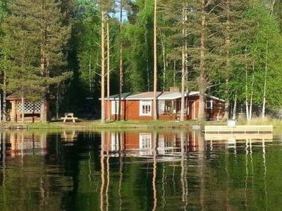 Photo for Vacation home Hiekkaniemi in Heinävesi - 4 persons, 2 bedrooms