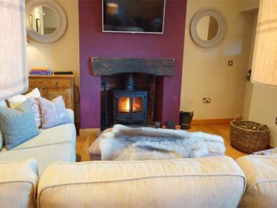 Photo for LUXURY SELF-CATERING COTTAGE. THE COTTAGE