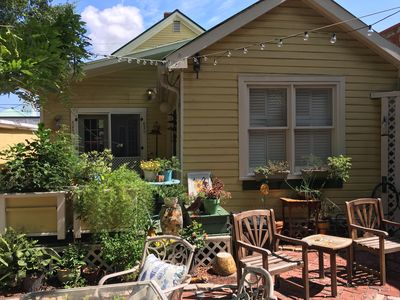 Photo for Charming apartment in historic Fernandina Beach town center