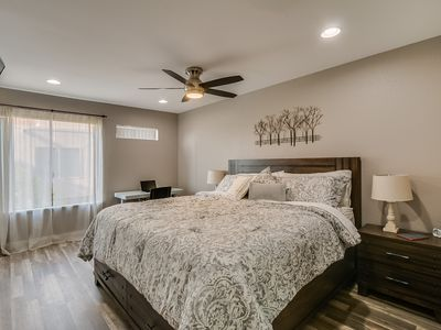 Photo for Updated Modern Condo with Camelback Views and TWO King Beds!