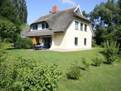 Photo for Idyllic Thatched Cottage Hawthorn 1 with Sauna and Fireplace - DHH Hawthorn 1