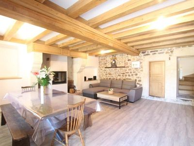 Photo for Gite Néhou, 3 bedrooms, 6 persons