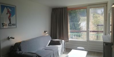 Photo for Surface area : about 29 m². 13rd floor. Orientation : South, West. View ski slopes and mountain