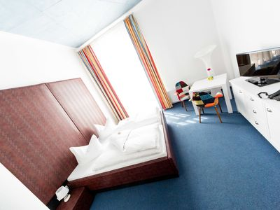 Photo for Deluxe Double Room - artHOTEL Magdeburg GmbH
