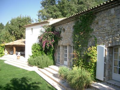 Photo for Villa is One Minute on Foot to Center (Vieux village) of Valbonne - Very Private