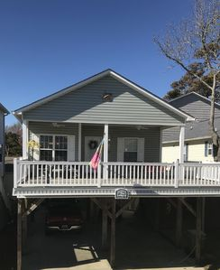 Photo for REDUCED RATES  Beautiful 3 Br/2ba house in Ocean Lakes