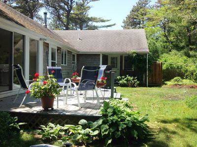 Photo for Sunny, Cheerful Chatham Vacation Home