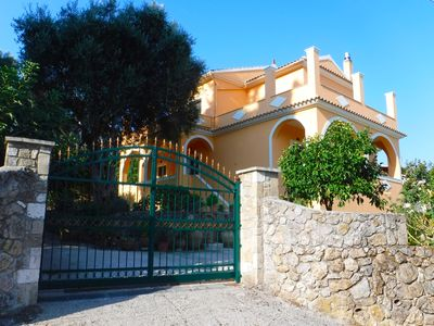 Photo for Villa Nika in Kamara on Corfu Island